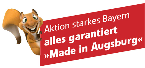 Made in Augsburg